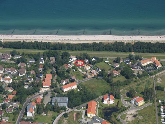 3-Zi-Ferienwohnungen DEICHIDYLL und SEELORD im Ostseeheilbad Zingst